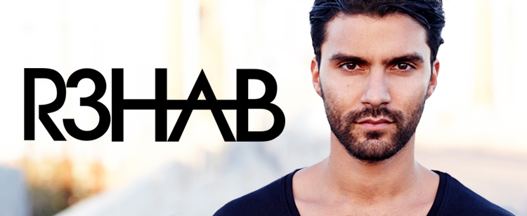 Running music DJ R3hab from Rock My Run