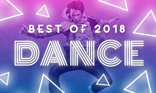 Best of 2018 Dance