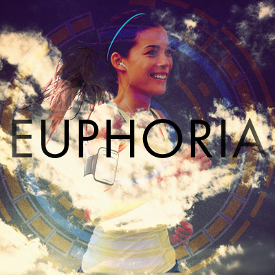 Euphoria a house pop running music mix from dj blaise grippa for Euphoric house music