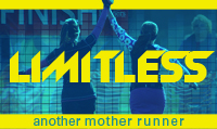 Running music mix entitled Limitless from Rock My Run