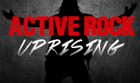 Running music mix entitled Active Rock Uprising from Rock My Run