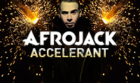 Running music mix entitled Afrojack Accelerant  from Rock My Run