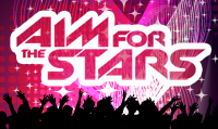 Running music mix entitled Aim For The Stars from Rock My Run