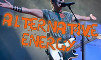 Running music mix entitled Alternative Energy from Rock My Run