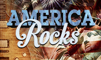Running music mix entitled America Rocks from Rock My Run