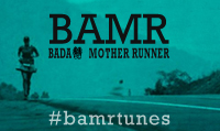 Running music mix entitled BAMR Tunes from Rock My Run