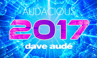 Running music mix entitled Audacious 2017 from Rock My Run