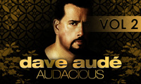 Running music mix entitled Audacious Vol. 2 from Rock My Run