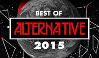 Running music mix entitled Best Of Alternative 2015 from Rock My Run