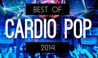 Running music mix entitled Best of CardioPop 2014 from Rock My Run