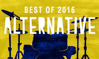 Running music mix entitled Best of 2016 Alternative from Rock My Run