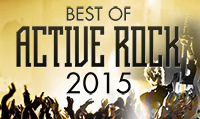 Running music mix entitled Best Of Active Rock 2015 from Rock My Run
