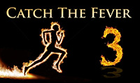 Running music mix entitled Catch the Fever Vol. 3 from Rock My Run