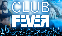 Running music mix entitled Club Fever from Rock My Run