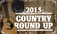 Running music mix entitled 2015 Country Roundup from Rock My Run