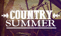 Running music mix entitled Country Summer from Rock My Run