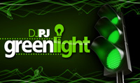 Running music mix entitled Green Light from Rock My Run