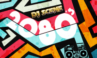 Running music mix entitled DJ Scene 2080s from Rock My Run