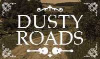 Running music mix entitled Dusty Roads from Rock My Run