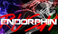Running music mix entitled Endorphin Rush from Rock My Run
