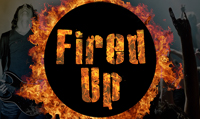 Running music mix entitled Fired Up from Rock My Run