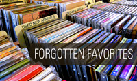Running music mix entitled Forgotten Favorites  from Rock My Run