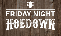 Running music mix entitled Friday Night Hoedown from Rock My Run