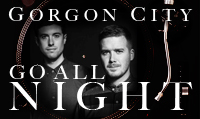 Running music mix entitled Gorgon City Go All Night from Rock My Run