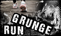 Running music mix entitled Grunge Run from Rock My Run