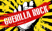 Running music mix entitled Guerilla Rock from Rock My Run