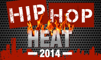 Running music mix entitled Hip Hop Heat 2014 from Rock My Run