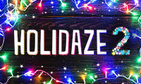 Running music mix entitled Holidaze 2 from Rock My Run