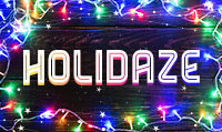 Running music mix entitled Holidaze from Rock My Run