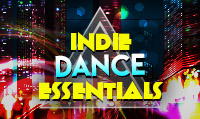 Running music mix entitled Indie Dance Essentials from Rock My Run