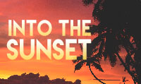 Running music mix entitled Into The Sunset from Rock My Run