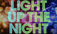 Running music mix entitled Light Up The Night from Rock My Run