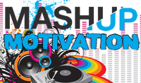 Running music mix entitled MashUp Motivation from Rock My Run