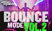 Running music mix entitled Bounce Mode Vol.2 from Rock My Run