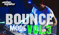 Running music mix entitled Bounce Mode Vol. 3 from Rock My Run