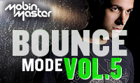 Running music mix entitled Bounce Mode Vol. 5 from Rock My Run
