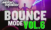 Running music mix entitled Bounce Mode Vol. 6 from Rock My Run