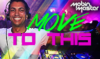 Running music mix entitled Mobin Master Presents Move To This from Rock My Run