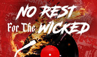 Running music mix entitled No Rest For The Wicked from Rock My Run