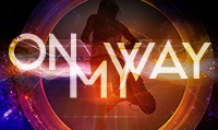 Running music mix entitled On My Way from Rock My Run