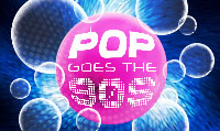 Running music mix entitled Pop Goes The 90s from Rock My Run