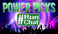 Running music mix entitled Power Picks from Rock My Run