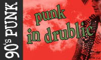 Running music mix entitled Punk In Drublic from Rock My Run