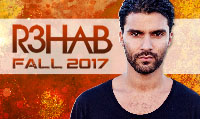 Running music mix entitled R3hab Fall 2017 from Rock My Run