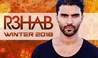 Running music mix entitled R3hab Winter 2018 from Rock My Run