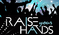 Running music mix entitled Raise Your Hands from Rock My Run